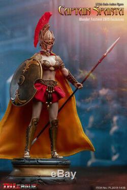 1/12 TBLeague PL2019-143B Captain Sparta Phicen Seamless Female Action figure