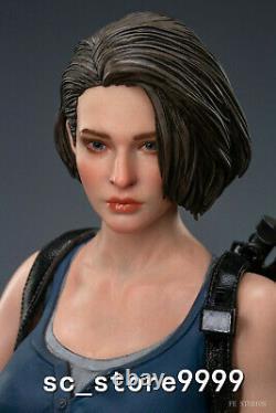 1/4 Jill Valentine Statue FE STUDIOS FE003 Zombie Siege Female SWAT Figure