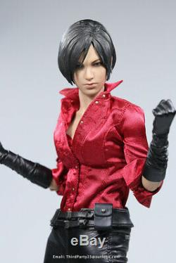 1/6 Ada Wong RED Casual Wear Set For Hot Toys Phicen Female Figure Full Set