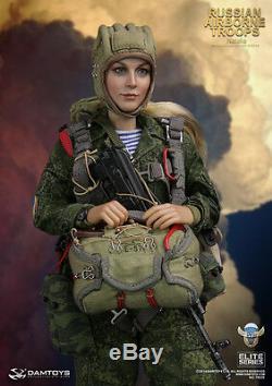 1/6 DAMTOYS DAM 78035 RUSSIAN AIRBORNE TROOPS NATALIA Female Figure Full