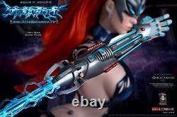 1/6 Female Action Figure Goddess of Lightning Tricity TBLeague PL2018-88 Model