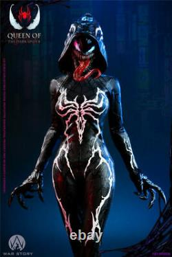 1/6 Female Action Figure War Story WS006A Queen of The Dark Spider Woman Doll
