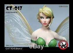 1/6 Flower Fairy Elf Female Figure Set CT017 For Phicen S26A Pale USA IN STOCK
