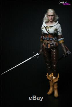 1/6 ONLYGIRL LG01 Female Witch 12 Figure Body+Head Sculpt+Swords Accessories