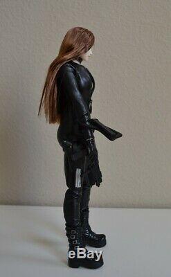 1/6 OOAK Custom Female Figure Phicen tbleague Triad Biker CY Girl Series -10