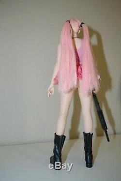1/6 OOAK Custom Female Figure tbleague Triad Phicen Girl Series 01