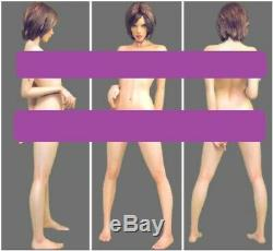 1/6 Resin Figure Model Kit Beautiful Sexy Girl Female Unpainted Unassambled