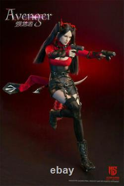 1/6 STAR MAN MS-005 Female Avenger Soldier Figure 12inches Doll Toy Gift