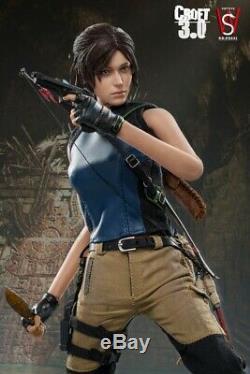 1/6 SWTOYS FS031 Tomb Raider Lara Croft 3.0 Female Action Figure Set Game Role