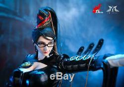 1/6 Scale YMTOYS X ACMETOYS JZ01 Bayonetta 12'' Female Action Figure Set
