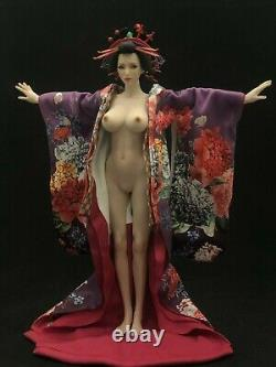 1/6 Silicon Seamless Female Figure Doll Pale L for Hottoys TBLeague US Seller