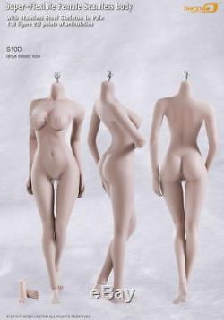 1/6 Super Duck SET024 FFX Final Fantasy X Yuna with TBLeague S10D Female Figure