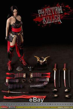 1/6 TBLeague PL2019-158 Phantom Killer Female Soldier Doll Action Figure Model