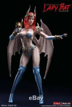 1/6 TBLeague Phicen PL2018-128 Lady Bat 2018 SHCC Exclusive Female Figure
