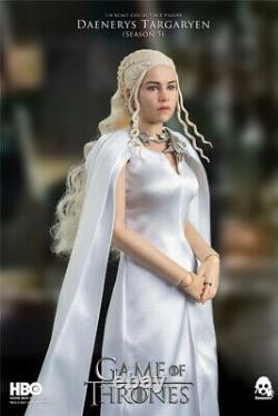 1/6 Threezero 3Z0146-EX Game of Thrones Daenerys Targaryen Female Figure