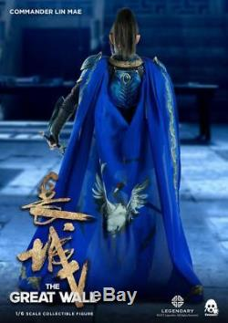 1/6 Threezero Female gener Jing tian Collectible Figure The Great Wall Toys Gift