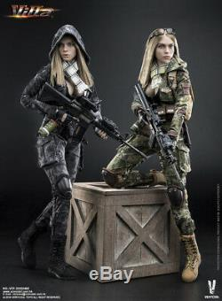 1/6 VERYCOOL VCF-2035 Villa Sister Flower Female Solider Figure Collectible