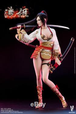 1/6 VERYCOOL VCF-2039 Sait Kichy Japanese Warrior Action Figure Female Model