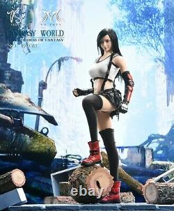 1/6 VSTOYS 19XG63 The Goddess of Fantasy Tifa 3.0 Female Figure Collections