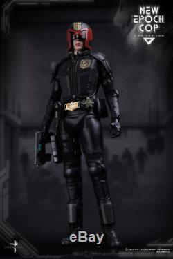 1/6 VTS Virtual Toys VM013 New Epoch Cop Female Dredd Cassandra Anderson Figure
