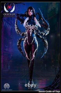1/6 War Story Female Action Figure Queen of the Dark Spider Deluxe Ver. WS006B
