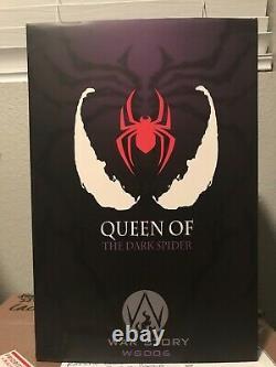 1/6 War Story Female Action Figure Queen of the Dark Spider Standard Ver. WS006