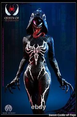 1/6 War Story Female Action Figure Queen of the Dark Spider Standard Ver. WS006A