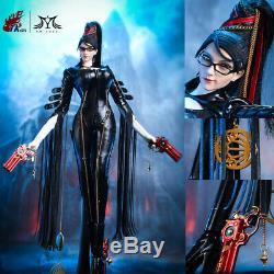 1/6 YMTOYS X ACMETOYS JZ01 Bayonetta Figure Set 12'' Flexible Female Doll Gifts