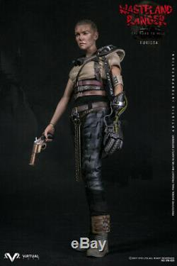 16 Female Soldier Action Figure Furiosa Combating Doll VTS TOYS VM020 Collect