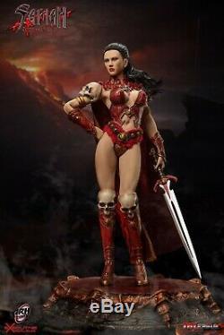 16 Sariah Female Action Doll Seamless Flexible Figure Model TBleague PL2020-161