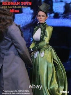 16th Dracula Mina 12inch Female Action Figure Set REDMAN TOYS RM047