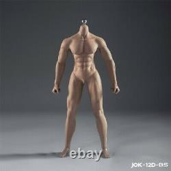 2 Sets 1/6 Seamless Female & Male Figure Body Model for 12 Phicen TBLeague Head