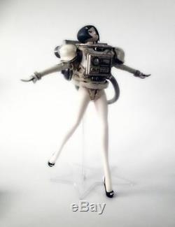 3A TOYS 1/12 Scale Ashley Wood WWR Lasstranaut Dark Matter Female Figure Doll