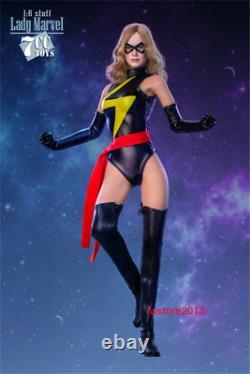 7CC TOYS 16 Stuff Lady Marvel Wonder Woman 12inch Female Action Figure Dolls