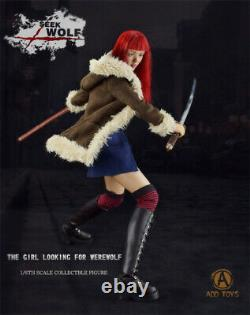 ADD TOYS 16 Scale AD01 SEEK WOLF Girl Action Figure 12inch Female Collectible