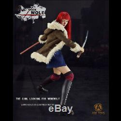 ADD TOYS AD01 1/6 Scale Seek Wolf Female Movable Action Figure Brand New