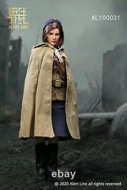 Alert Line 1/6 WWII NKVD Action Figure Female Soviet Army Soldier AL100031 Model