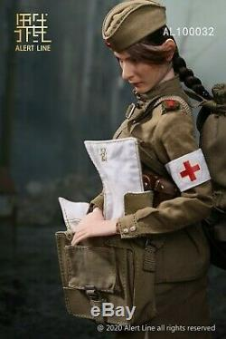 Alert Line AL100032 1/6 Female Medical Soldier Body Clothes 12 Action Figure