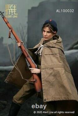 Alert Line AL100032 1/6 Female Medical soldier 12inches Action Figure Toy Gift