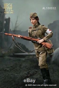 Alert Line AL100032 1/6 Female Medical soldier Action Figure Collections Presale