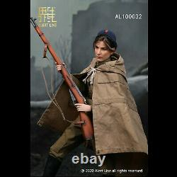 Alert Line AL100032 1/6 WWII Soviet Female Medical Soldier Action Figure New