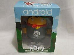 Android Mini Collectible Special Edition Tech Intern 2016 Female Figure Toy 16