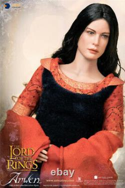 Asmus Toys 1/6 Lord of The Rings ARWEN LOTR028 Liv Tyler 12'' Female Figure Set