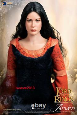 Asmus Toys 16 LOTR028 Lord of The Rings ARWEN Liv Tyler Female Action Figure