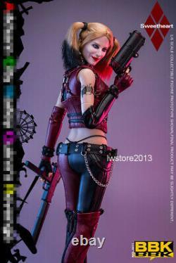 BBK 16 BBK011 Girl JOKER Clown Revenge 12inch Female Action Figure Toys Presale