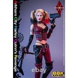 BBK BBK011 1/6 Arkham City Harley Quinn's Revenge Joker Girl Female Figure Toys