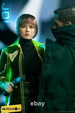 BLACKBOX 1/6 BBT9018 BLADE RUNNER JOI 12'' Female Action Figure Set With 2 Heads