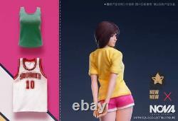 BNN x NOVA Studio 1/6 SLAM DUNK Haruko Akagi Sporting Ver. Female Figure Presale