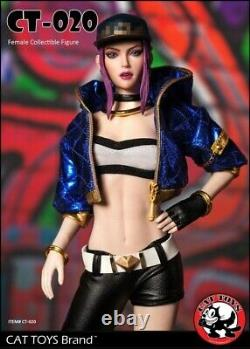 CAT TOYS 1/6Fashion Girl CT020 Female Collectible Action Figure Full Set