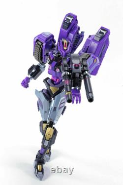 COOL Transformation Robot MMC OX IF-01 Female Tarn Action Figure In Stock